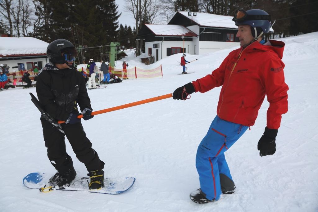 4Y8C6220 Snowboardkurs